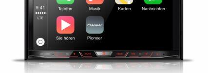 Smartphone wird zur Infotainment-Kommandozentrale