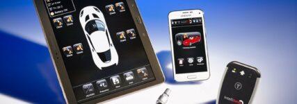 Huf: Universal-RDKS-Sensoren via App konfigurieren