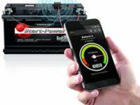 Keckeisen: Batterieüberwachung mit dem Smartphone