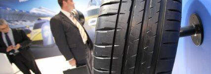UHP-Reifen: Michelin auf der IAA mit neuem Pilot Sport4
