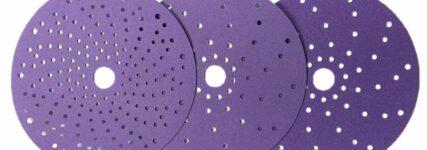 Neue Körnungen: Cubitron II Exzenterschleifscheiben von 3M