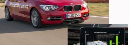 Hintergrund: Die Wassereinspritzung von BMW