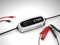 CT5 Start-Stopp: Neues Batterieladegerät von CTEK