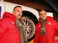 Fußball meets Reifen: Goodyear ist neuer Partner des FC Bayern