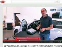 Im KRAFTHAND-Praxischeck: Der Autologic Assist Plus