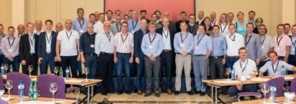 Autop und Stenhoj: International Sales Meeting 2015
