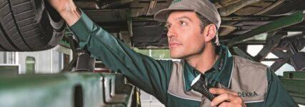 Dekra stellt gravierende Sicherheitsmängel bei älteren Fahrzeugen fest