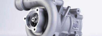 Pierburg: Elektrischer Turbolader steigert Ladedruck unabhänig von Abgasenergie