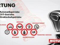 Motul-Evo: Getriebeölservice aus einer Hand