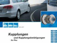 ZF Services-Katalog für Kupplungen und Kupplungsbetätigungen