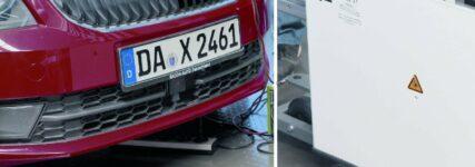 Blick ins KRAFTHAND-Magazin: Assistenzsysteme erhöhen Reparaturkosten