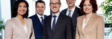 Mann+Hummel mit zwei neuen Geschäftsführern