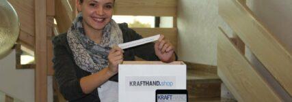 Gewinner ermittelt: Krafthand-Shop verloste hochwertige Preise