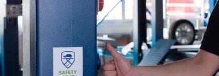 Nussbaum: Sicherheitsupdate für Hebebühnen
