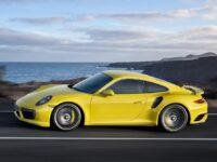 Porsche tritt bei der 911-Baureihe aufs Gas