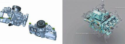 Blick ins KRAFTHAND-Magazin: Konventionelle Wasserpumpe ein Auslaufmodell?