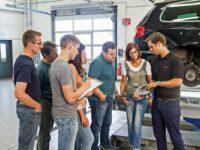Kürzere Modellzyklen: ZF Services verbucht mehr technische Trainings