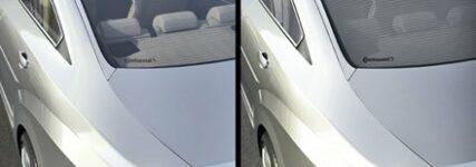 """Continental präsentiert """"Lichtschalter"""" für Autoglasscheiben"""