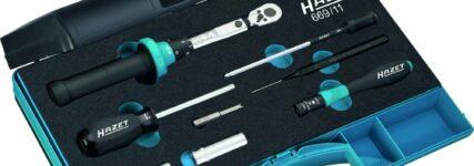 Hazet: RDKS-Werkzeugsatz für zahlreiche Fahrzeugmarken