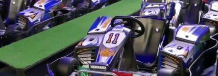 Krafthand Medien unterstützt die Pfister E-Kart-Series