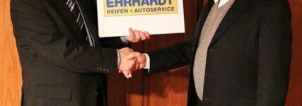Reifenhandel: Pneuhage übernimmt Reifen Ehrhardt