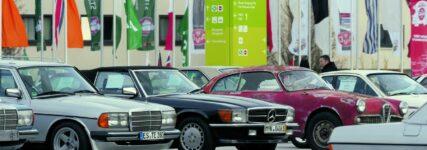 Retro Classics: Vom 17. bis 20. März in Stuttgart