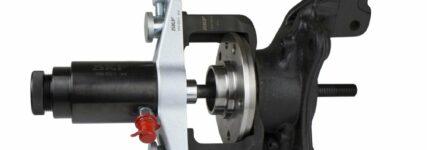SKF: Montagewerkzeugset für HBU-2.1-Radlager