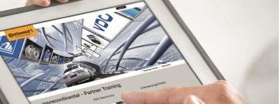 Continental startet neues Buchungsportal für Aftermarket-Trainings
