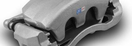 ZF TRW: Eine Milliarde Bremssättel 'Collete'