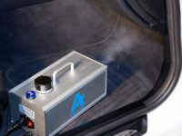 Kurz vorgestellt: Luftreiniger 'Airtune' für die Verdampferdesinfizierung