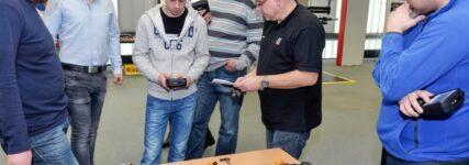 Huf: Fit für den RDKS-Service