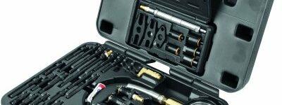 KS Tools: Vielseitiger Kompressions-Prüfgerätesatz