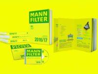 Mann+Hummel: Erweitertes Filterprogramm