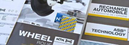 NTN-SNR: Neuer Radlagerkatalog