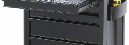 Einsteigermodell: Werkzeugwagen S7 von Sonic