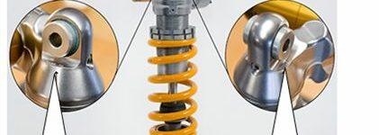 KBA warnt vor Stoßdämpfertyp TTX36 des Herstellers Öhlins
