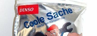 Denso: Klimaservicetaschen für Werkstätten