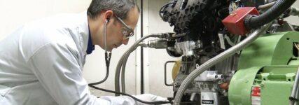 Ford: Akustiktests beim EcoBoost-Motor