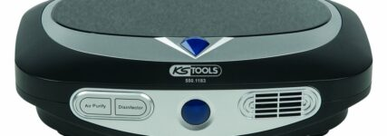 KS Tools: Luftreiniger für den Innenraum