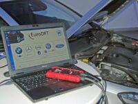 Kfz-Gewerbe stellt Euro-DFT-Diagnosewerkzeug vor