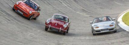 Pirelli: Neue Reifen für historische Porsche-Fahrzeuge