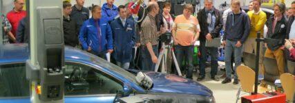 Roadshow des Kfz-Gewerbes Bayern zur HU-Scheinwerfer-Prüfrichtlinie