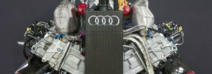 Audi feiert zehn Jahre TDI-Technologie in Le Mans