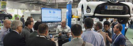 Automechanika 2016: Neue Schwerpunkte in den Hallen 8 und 9