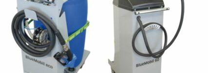 Tecalemit: AdBlue-Abgabegeräte für die Betankung in der Werkstatt