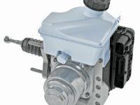 Premiere: Bremssystem 'MK C1' von Conti im Modell 'Giulia' von Alfa Romeo