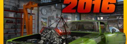 Delphi: Ersatzteile im 'Car Mechanic Simulator'