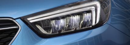 Opel: Adaptive LED-Scheinwerfer für unterschiedlichste Fahrsituationen