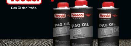 Werkstatt-Service: Veedol mit erweitertem Angebot bei Klimaölen