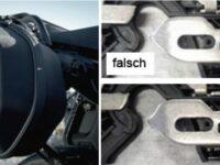 KBA: Fehlerhafte Seitenkoffer bei Yamaha MT-09 Tracer